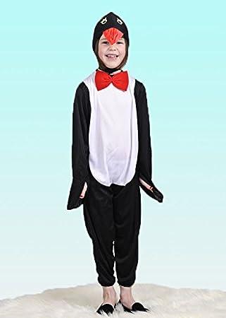 Delights Disfraz de pingüino tamaño Infantil Small (3-5yrs ...