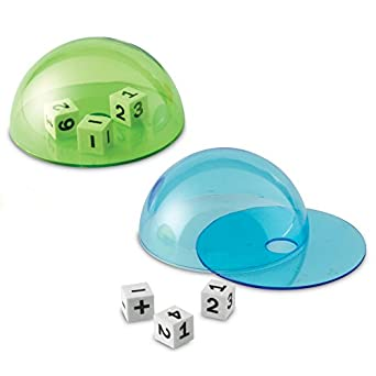 Learning Resources Dice Domes Deluxe