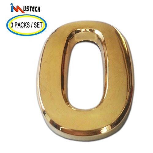 3-pcs-of-number-0-imustech-2-3-4-inch-golden-3d-self-stick-number-with-reflective-golden-platingabs-