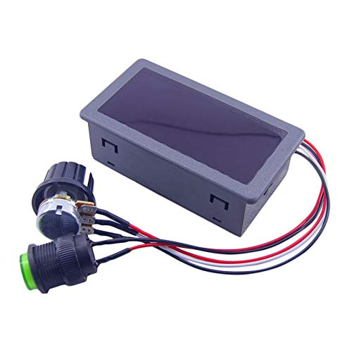 BianchiPatricia DC6-30V 12V 24V Max 8A Motor PWM Speed Controller With Digital Display Switch