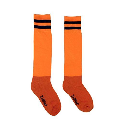 Luwint Youth Children Cotton Socks - Extra Cushion Thick Lon