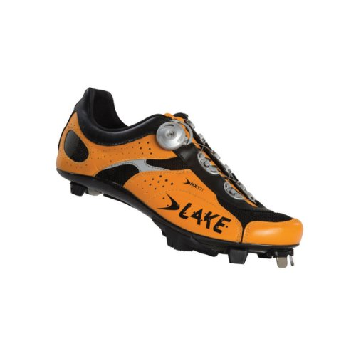 LAKE SHOE MX331CX CYCLOCROSS ORANGE