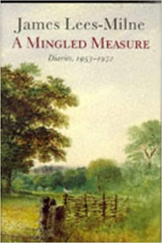 A Mingled Measure Diaries, 1953-1972