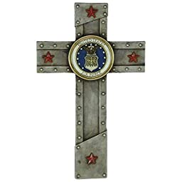 Cross with United States Airforce Seal
