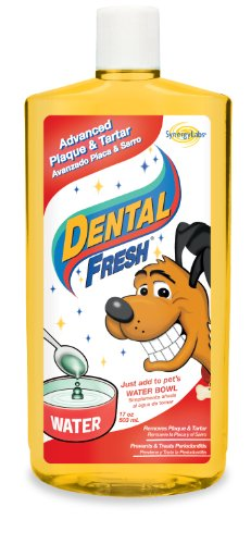 Dental Fresh Advanced Plaque and Tartar-17 Oz, My Pet Supplies