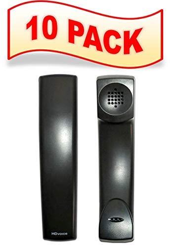 Polycom VVX Compatible Handset10 Pack by ineedITparts.com