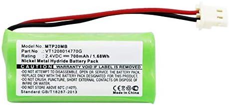 subtel® Batería Premium Compatible con Motorola MBP20 ...