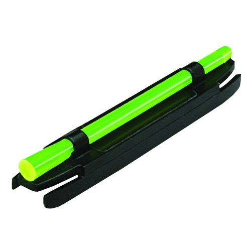HIVIZ M300 Narrow Magnetic Fiber Optic Front Shotgun Sight by Hi-Viz
