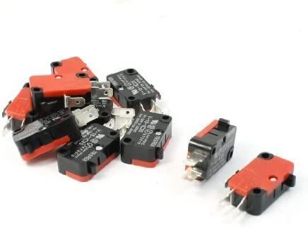 Uxcell Micro Switch 10 Piece UXCE9 Uxcell a13082200ux0271