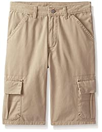 Wrangler Big Boys' Husky Authentics Classic Cargo Short