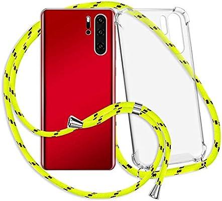 mtb More Energy® Collar Smartphone para Samsung Galaxy A6 Plus, A6+ (SM-A605, 6.0) / J8 2018 (SM-J810, 6.0): Amazon.es: Electrónica