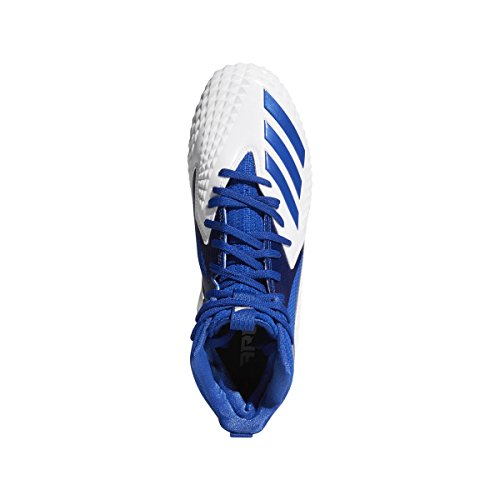 Adidas Buitenissig X Carbon Mid Klamp Mens Voetbal Wit-collegiale Royal