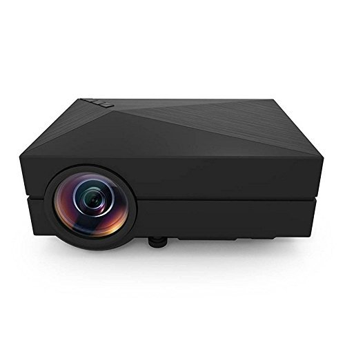 GM60 Projector 800x480p with Multimedia LCD LED