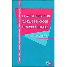 micronutrition en biologie et en pratique clinique