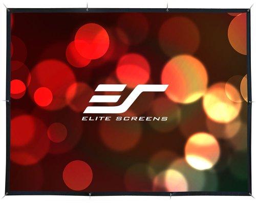 Elite Screens DIY Pro Series, 236-inch 16:9, Do-It-Yourself