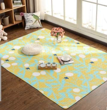 No2 90 x 160 cm YOOMAT 100% Cotton voituretoon voiturepet Enfants Room Rug Yoga Mat Muti Taille 12 Styles Rug for Living Room Window