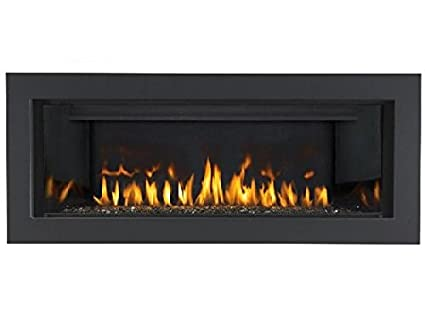 Napoleon Lhd45 Linear Direct Vent Natural Gas Fireplace Amazon Ca