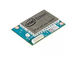 ALSR Intel Edison/Small Size, Low Power Consumption, Strong Function