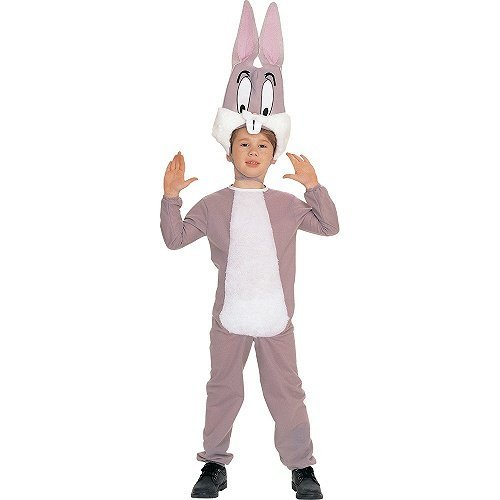 Rubie's Bugs Bunny Looney Tune Child Costume Toddler 2-4 -
