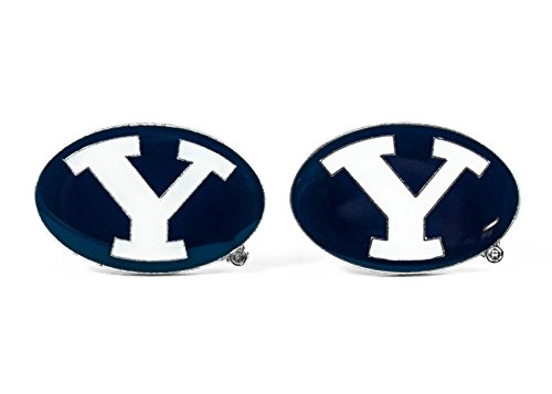 Brigham Young University Cufflinks--Authorized Cuff Links