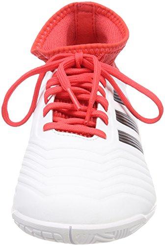 3 Blanco Fútbol ftwbla 18 De Correa Negbas Unisex In Predator 000 Adidas Zapatillas Niños Tango BqwAAt