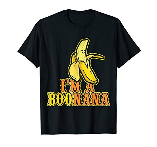 Halloween Food Banana Ghost (I'm a Boonana Banana Ghost Boo Food Halloween Costume)