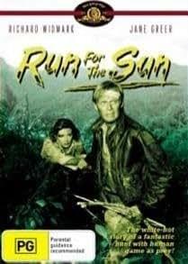 Huida hacia el Sol / Run for the Sun (1956) [ Origen Australiano, Ningun Idioma Espanol ]