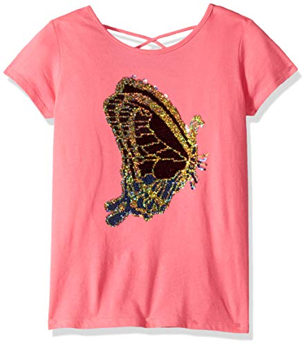 The Children's Place Girls' Big Novelty Graphic T-Shirt, Tutu M (7/8)]()