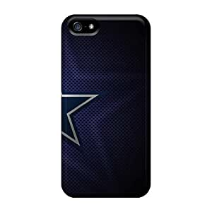 Premium Iphone 5/5s Case - Protective Skin - High Quality For Dallas Cowboys