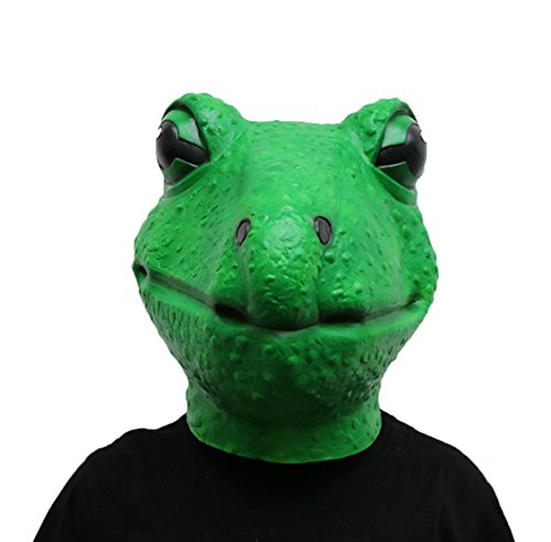 Expert Choice For Alien Antenna Headband Costume: Best Frog Mask List