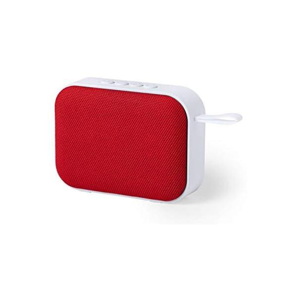 BigBuy Tech 146413 Enceinte Bluetooth 3 W 3