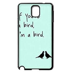 Bird Personalized Cover Case for Samsung Galaxy Note 3 N9000,customized phone case ygtg566336