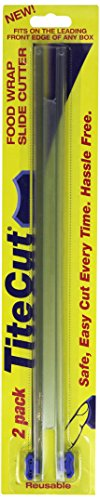 (TiteCut Slide Cutter, 2-Pack)