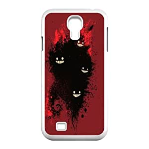 Hjdiycase Customized cheshire cat cases for SamSung Galaxy S4 I9500, custom SamSung Galaxy S4 I9500 cases cheshire cat, cheshire cat Plastic Cases
