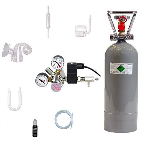 Fest montiertes Magnetventil Hiwi CO2 System 3000 Professional