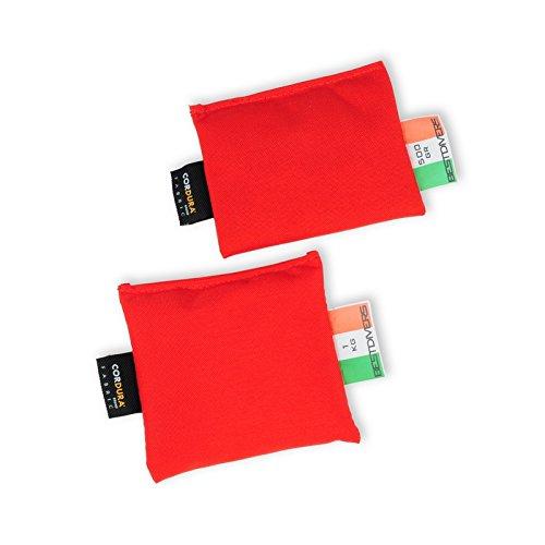 Best divers Sacchetto Zavorra Pallini per Collare Apnea, 500 gr APN662/D