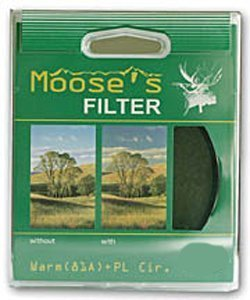Hoya Moose 67mm Warm Circular Polarizer Filter