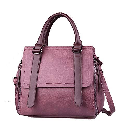 La Main 408 Sac ANLEI 26 15 02 à 16cm Messenger Bag Mode PZ Femmes PU bandoulière à Couleurs Sac 6 xx0wf