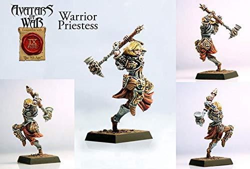 Avatars of War Warrior Priestess