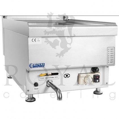 Royal Catering - RCGF - 10EL30 - Freidora a gas GPL - 10 Litros - 30 mbar -Piezo - Envío Gratuito: Amazon.es: Hogar