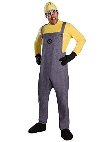 Rubie's Despicable Me 3 Adult Deluxe Minion Dave