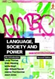 img - for Language, Society and Power: An Introduction (Volume 2) book / textbook / text book