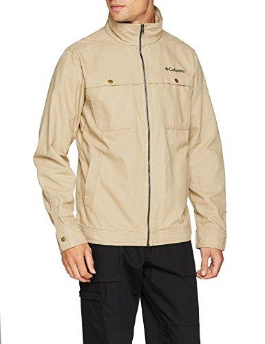 Veste Homme Coton Butte 1771522 British Columbia Jacket Tan Tolmie UpwxTnqn
