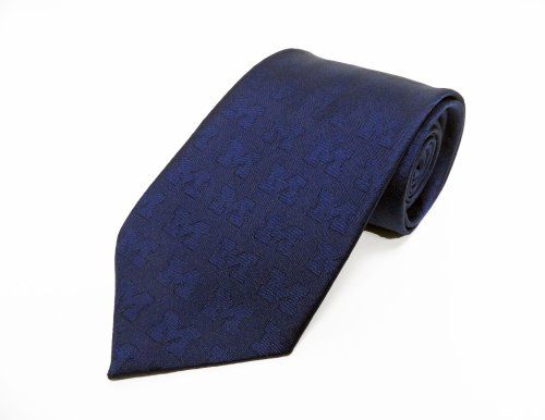 NCAA Michigan Wolverines Tone on Tone Necktie