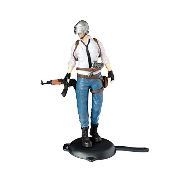 Bidheaven PUBG Playerunknowns Battleground Action Figure – 7. 5 Inch – Male