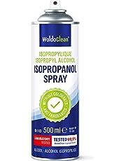 Isopropanol Alcoholspray 500ml reinigt en verdampt snel - ontvet en lost vuil op