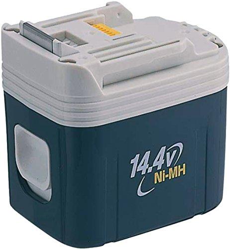 Makstar Battery - Makita 193355-1 BH1433 14.4-Volt 3.3 Amp Hour NiMH Slide Style Battery