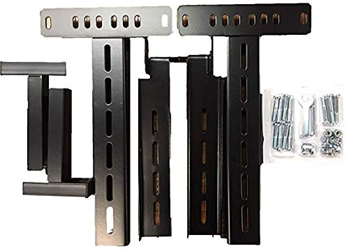 (Reverie 3E Series, 4M, and 5i or Serta Motion Select Headboard Brackets for Adjustable Beds)