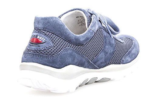 nightblue Nightblue Donna Da 86 46 Blu Scarpe Gabor Rollingsoft Nautic Basse 946 xXH0nwFXq