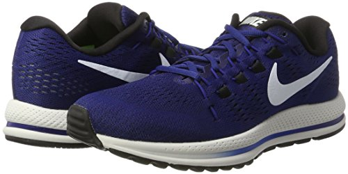 Royal Black Air White Deep Running Zapatillas Nike Hombre de Vomero Summit Blue Azul Zoom 12 vqqw6R